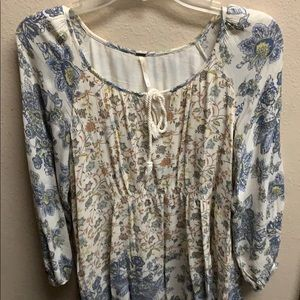 Free People Lucky Loosey Dress